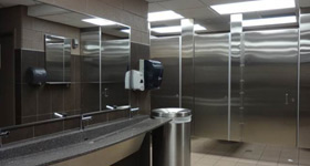 Contract Hardware Company Lino Lakes Minnesota Doors Hardware - Stainless steel bathroom partitions